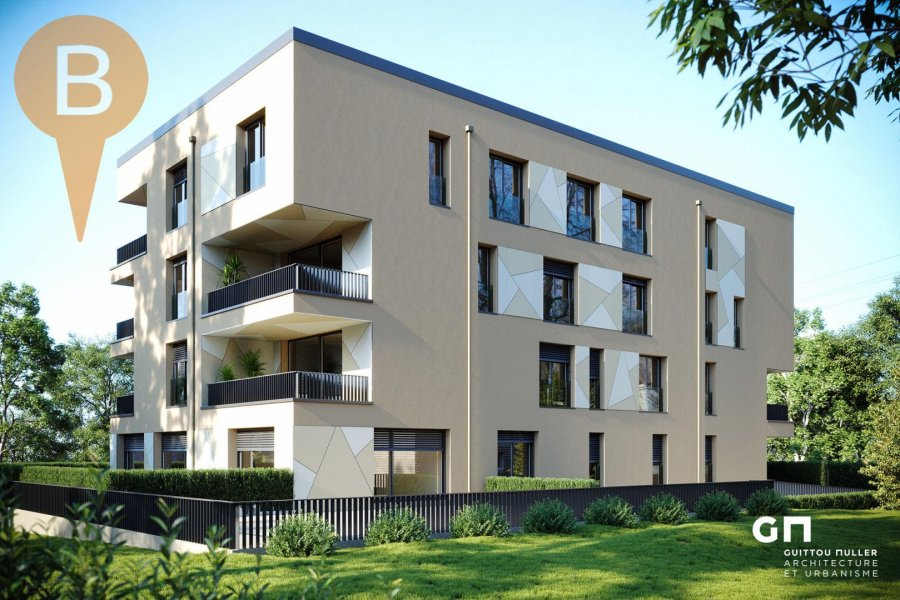 apartment for buy 2 bedrooms 78.55 m² bertrange photo 3