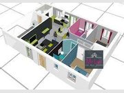 Wohnung zum Kauf 3 Zimmer in Differdange - Ref. 6660911