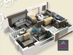 Apartment for sale 3 bedrooms in Differdange - Ref. 6660911