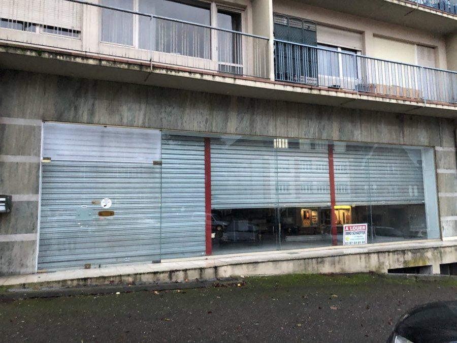 louer local commercial 0 pièce 150 m² sarrebourg photo 1