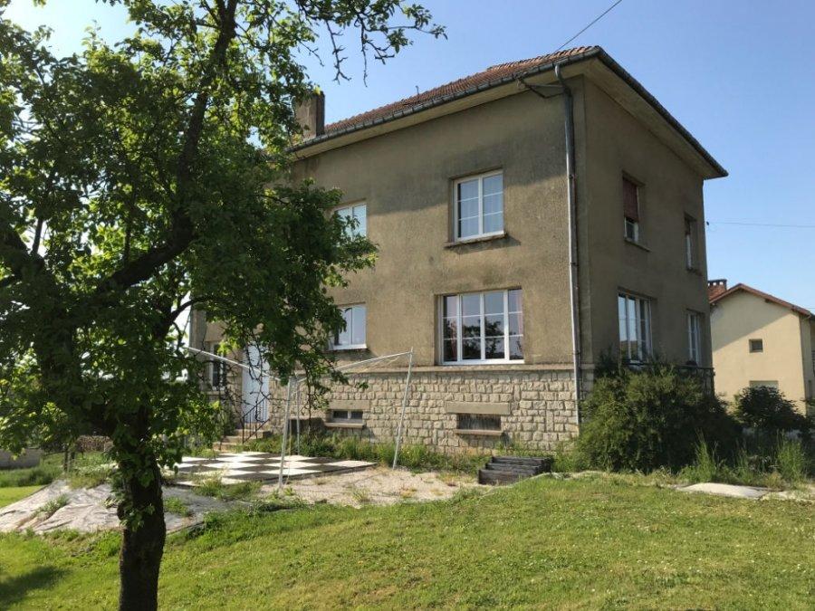 Maison individuelle en vente couvonges 200 m 147 for Maison individuelle a acheter
