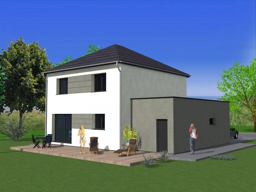 Modèle de maison à vendre F5 à
