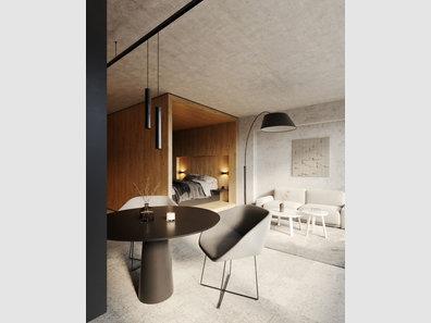 Studio for sale in Luxembourg-Bonnevoie - Ref. 7042607