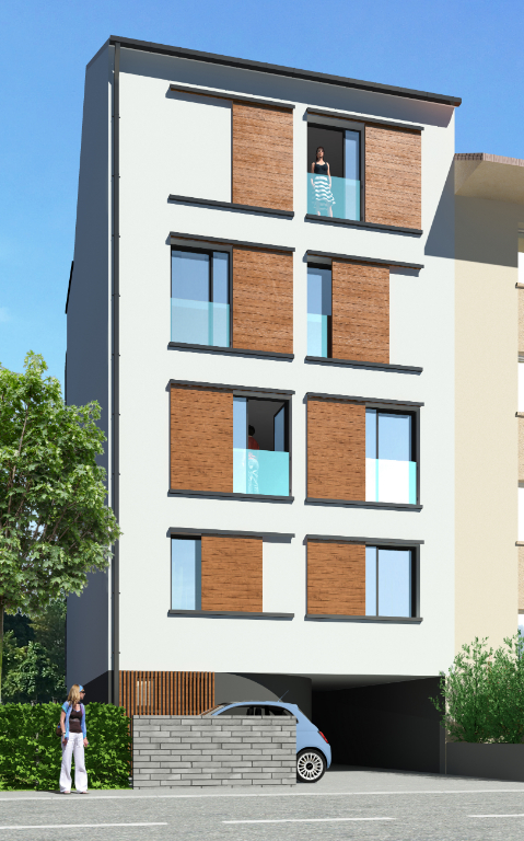 acheter appartement 4 pièces 90 m² metz photo 1