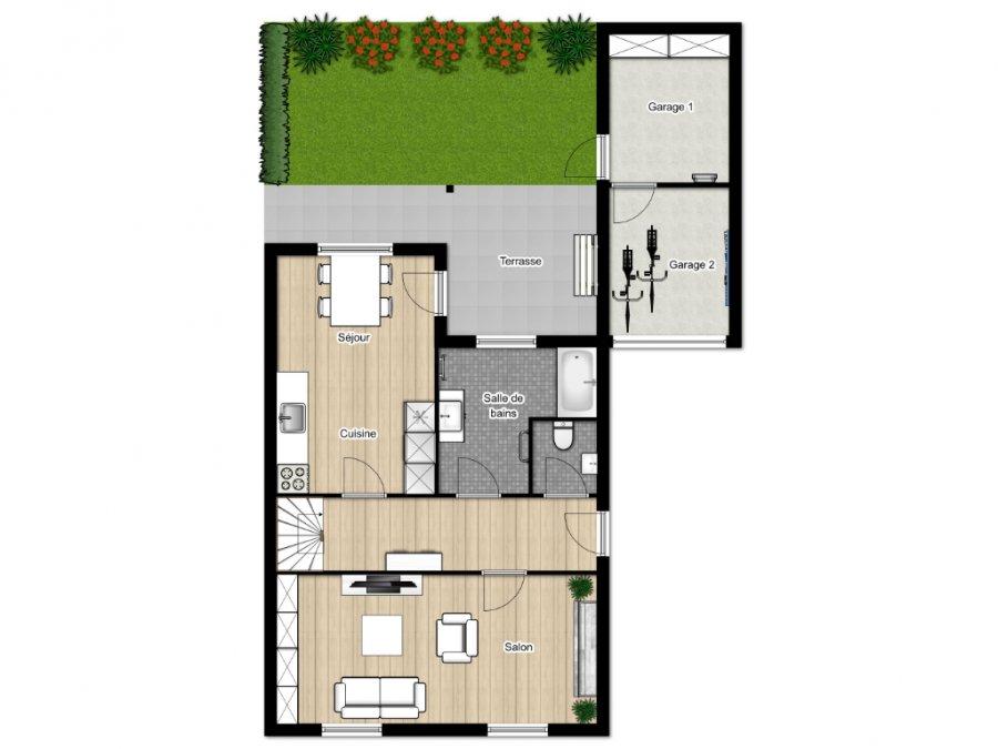 acheter maison 5 pièces 92.45 m² gandrange photo 7