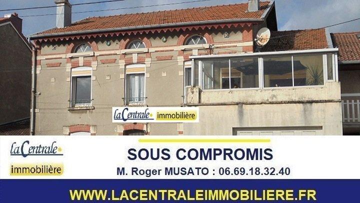acheter maison mitoyenne 10 pièces 180 m² conflans-en-jarnisy photo 1