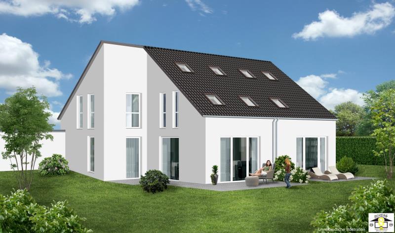 doppelhaushälfte kaufen 5 zimmer 151.1 m² pluwig foto 1