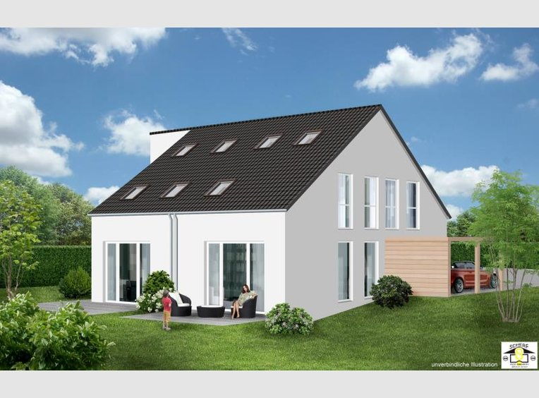 Maison jumelée à vendre 5 Pièces à Pluwig (DE) - Réf. 6993967