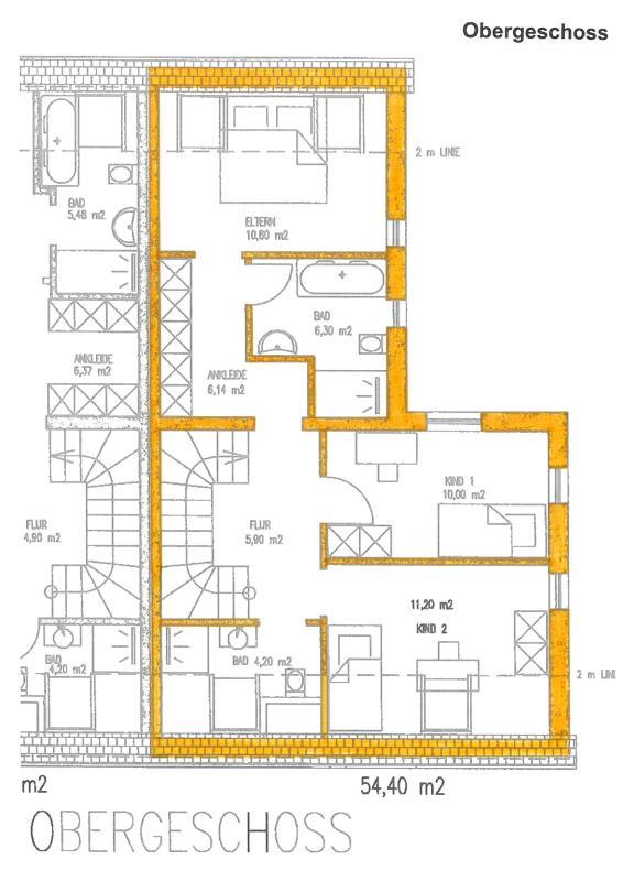 doppelhaushälfte kaufen 5 zimmer 151.1 m² pluwig foto 4