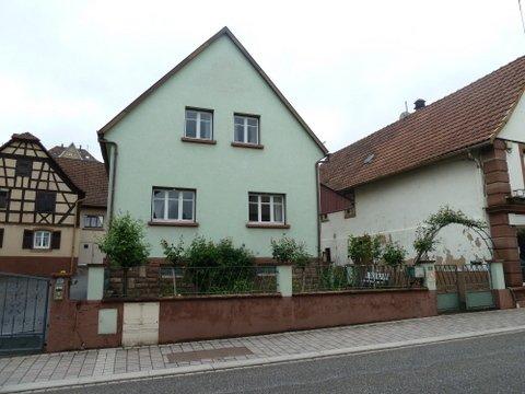 Maison à vendre F4 à Niederbronn-les-Bains