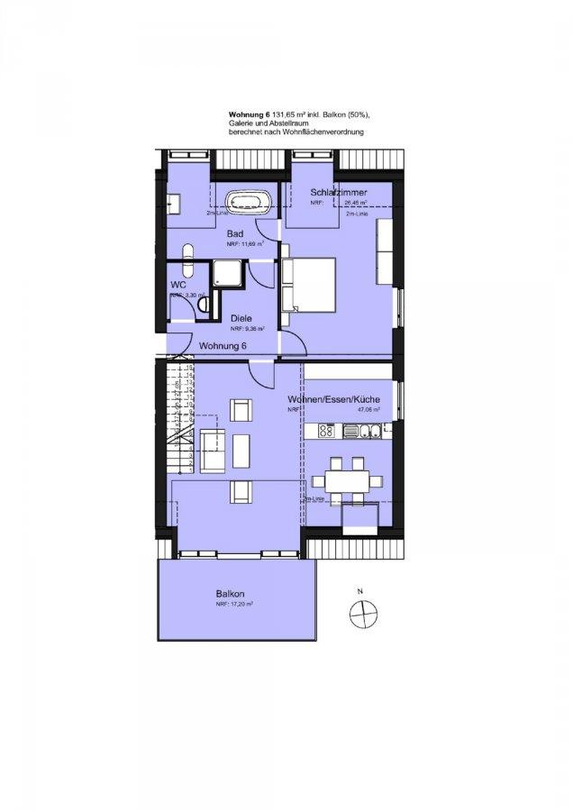 wohnung kaufen 2 zimmer 131.65 m² schweich foto 2