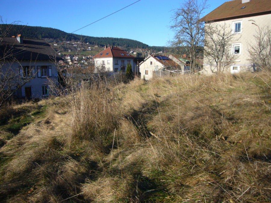 acheter terrain constructible 0 pièce 483 m² gérardmer photo 1