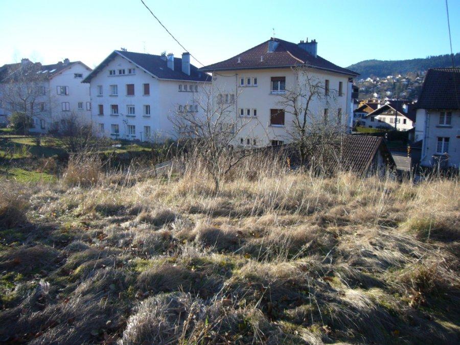 acheter terrain constructible 0 pièce 483 m² gérardmer photo 3