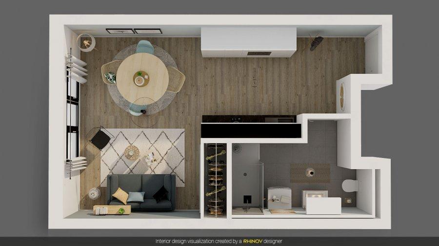 acheter studio 0 chambre 32.44 m² esch-sur-alzette photo 3