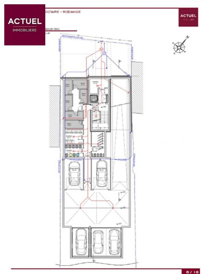 acheter appartement 2 chambres 100.15 m² rodange photo 4