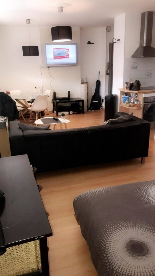 Appartement à louer F1 à Metz-Gare
