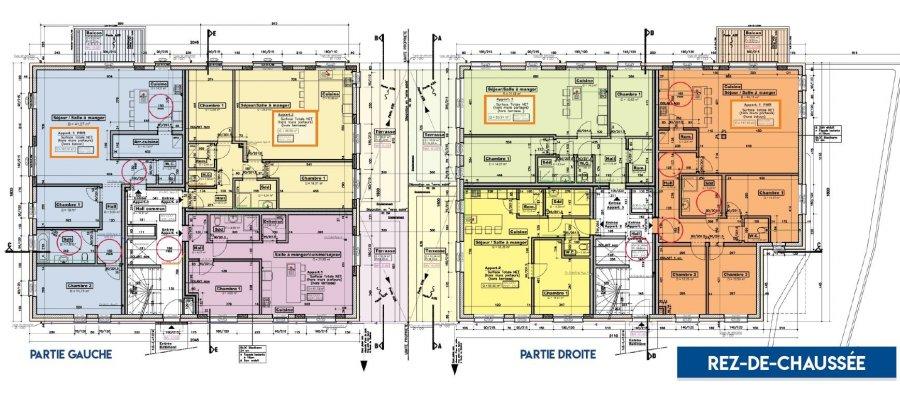 acheter appartement 2 chambres 120.18 m² moestroff photo 5