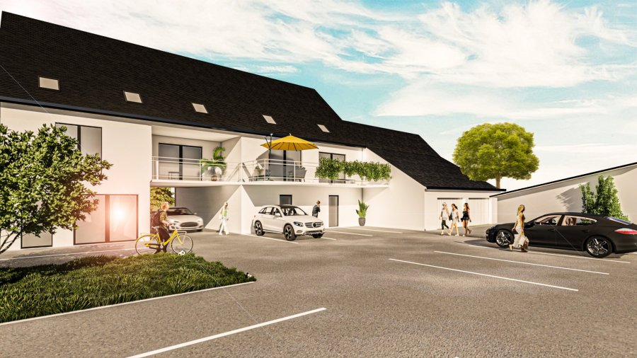 acheter appartement 4 pièces 99.66 m² zoufftgen photo 4