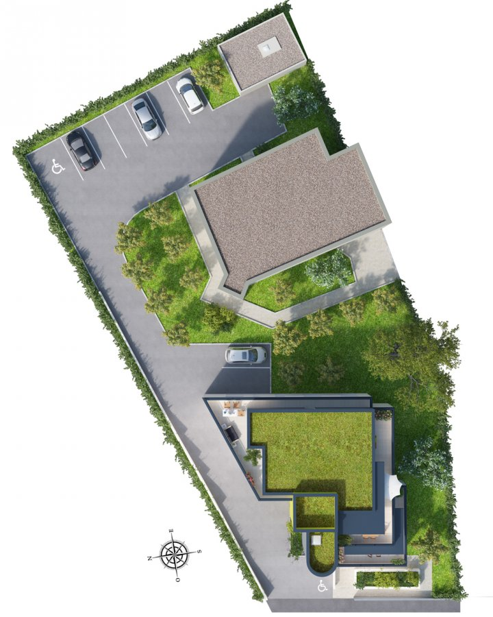 acheter appartement 3 pièces 72.65 m² metz photo 2