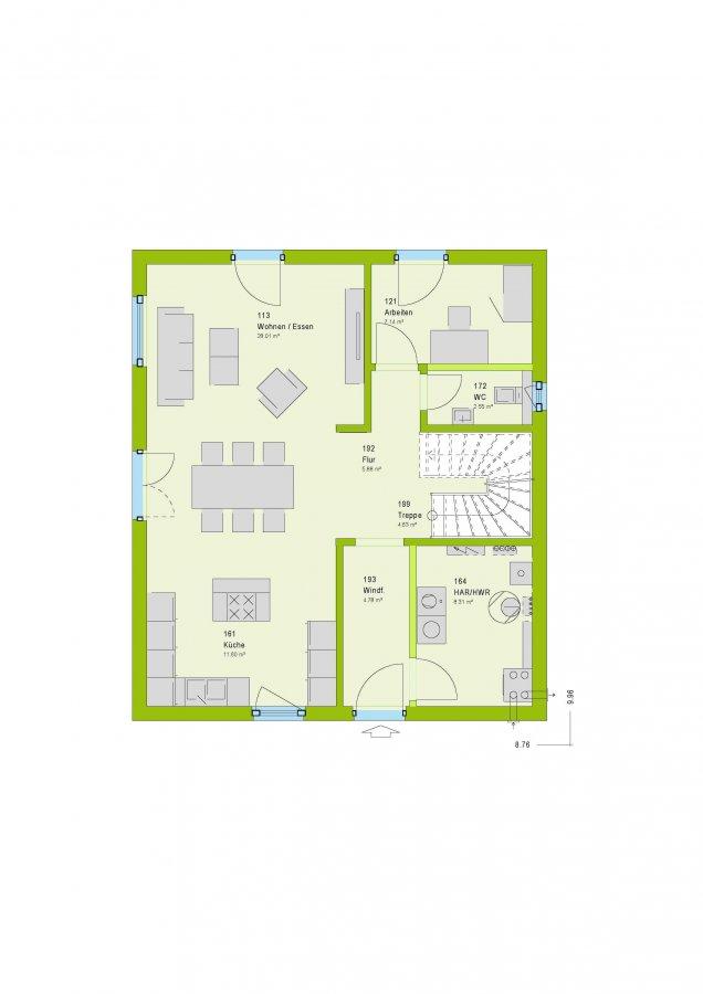 haus kaufen 4 zimmer 145 m² langsur foto 2