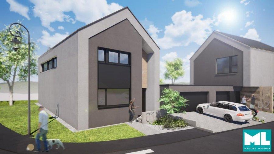 einfamilienhaus kaufen 4 schlafzimmer 170 m² berbourg foto 1