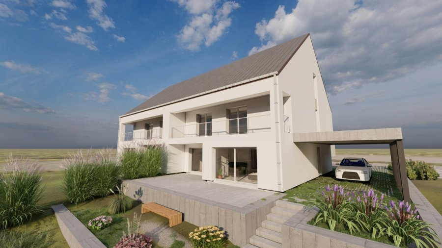 acheter maison mitoyenne 3 chambres 179 m² wahl photo 5
