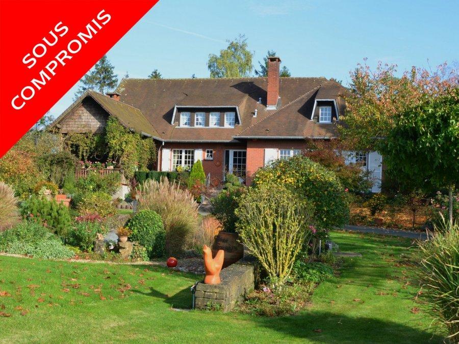 villa for buy 5 bedrooms 312 m² nospelt photo 1
