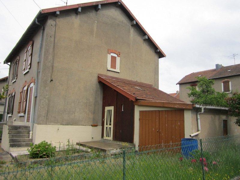 Maison jumelée à vendre F3 à Bouligny