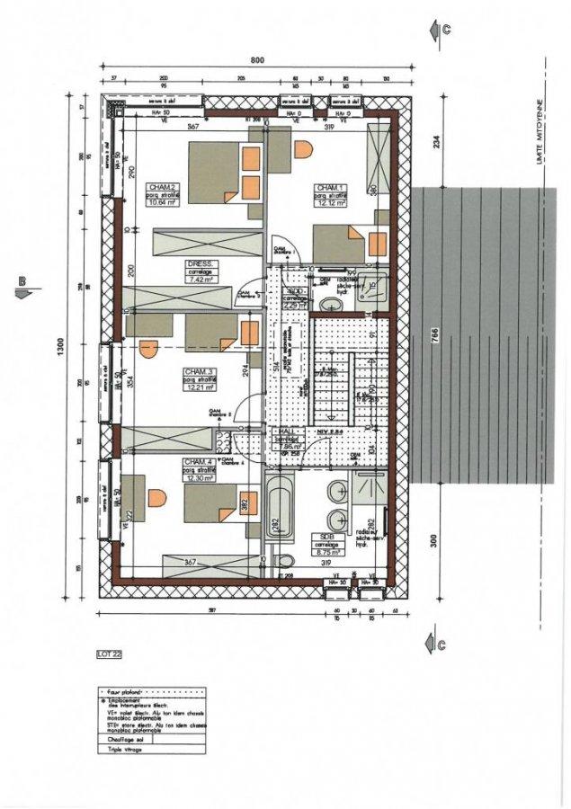 acheter maison mitoyenne 4 chambres 149 m² weicherdange photo 2