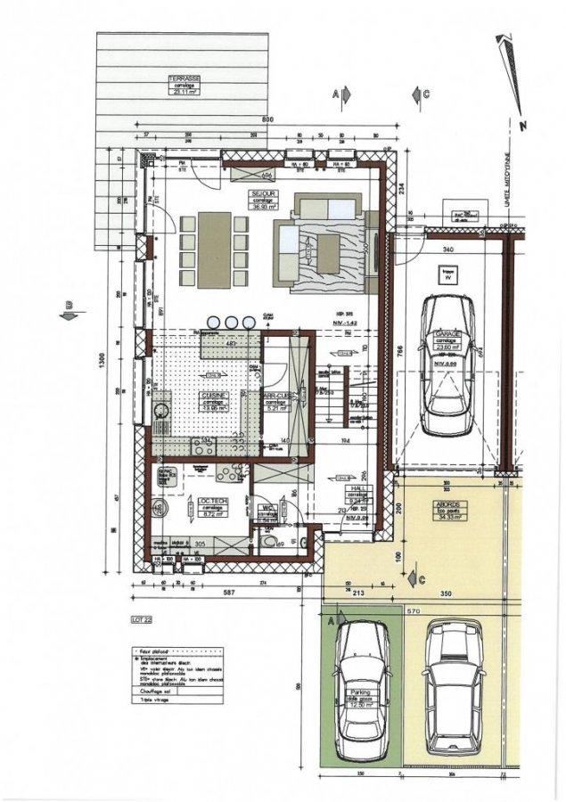 acheter maison mitoyenne 4 chambres 149 m² weicherdange photo 1