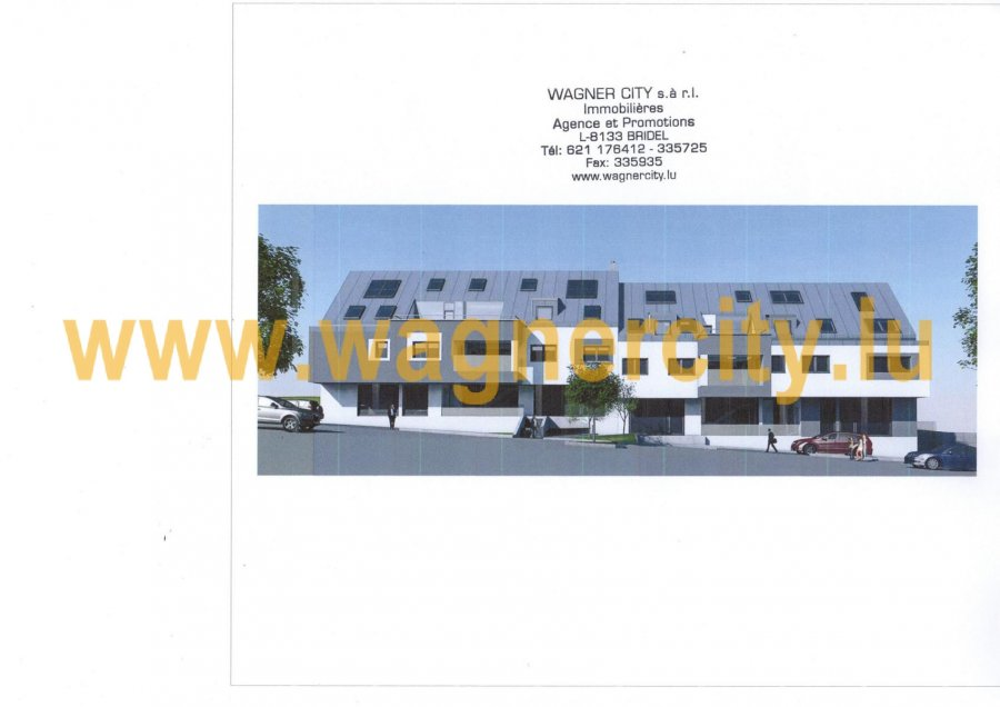 acheter duplex 3 chambres 180 m² mersch photo 1