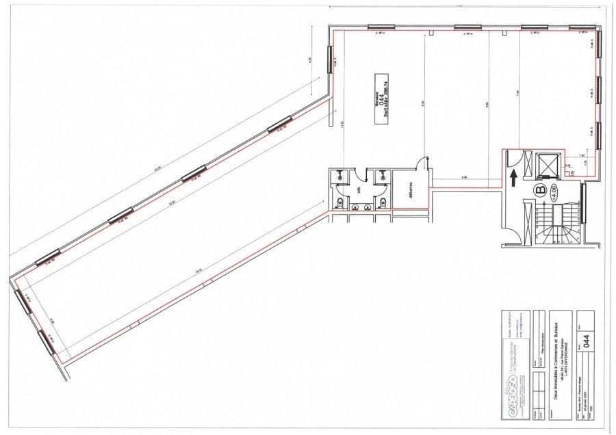 acheter bureau 0 chambre 288.74 m² niederkorn photo 2