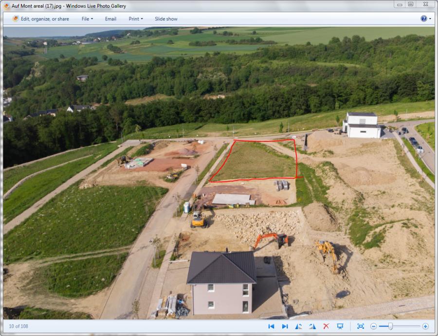acheter terrain constructible 0 pièce 0 m² wincheringen photo 1