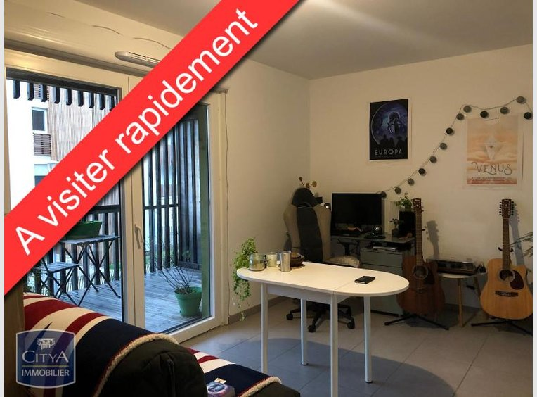 Appartement à louer F2 à Vandoeuvre-lès-Nancy (FR) - Réf. 6949183