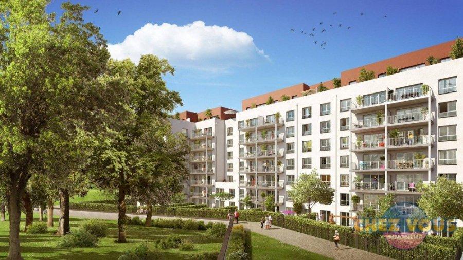 acheter appartement 4 pièces 88.5 m² nancy photo 3
