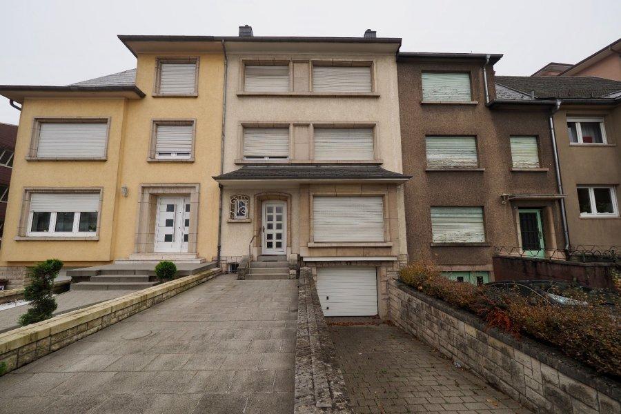 Maison mitoyenne à Esch-sur-Alzette