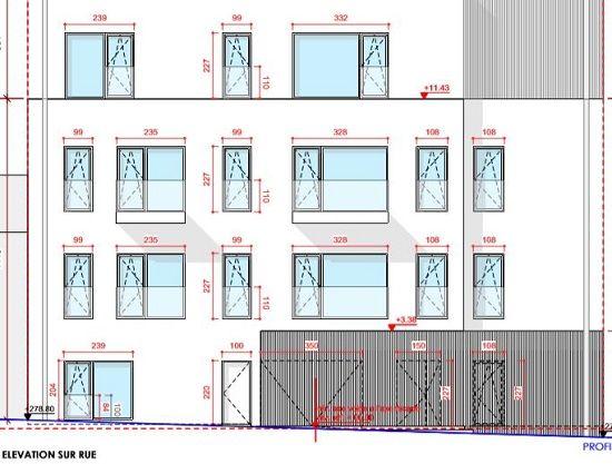 wohnung kaufen 1 schlafzimmer 70.96 m² luxembourg foto 1