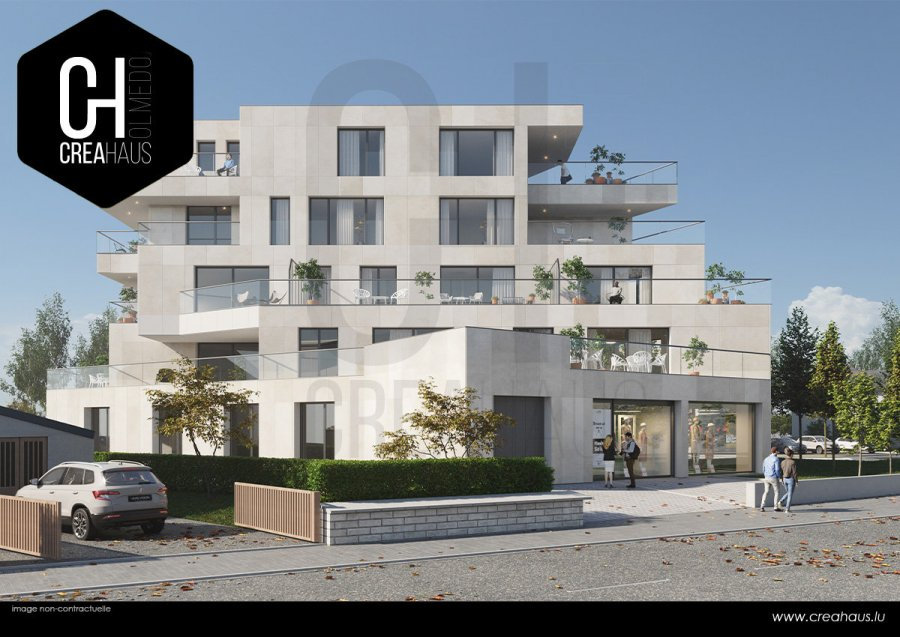 acheter local commercial 0 chambre 238.01 m² mamer photo 3