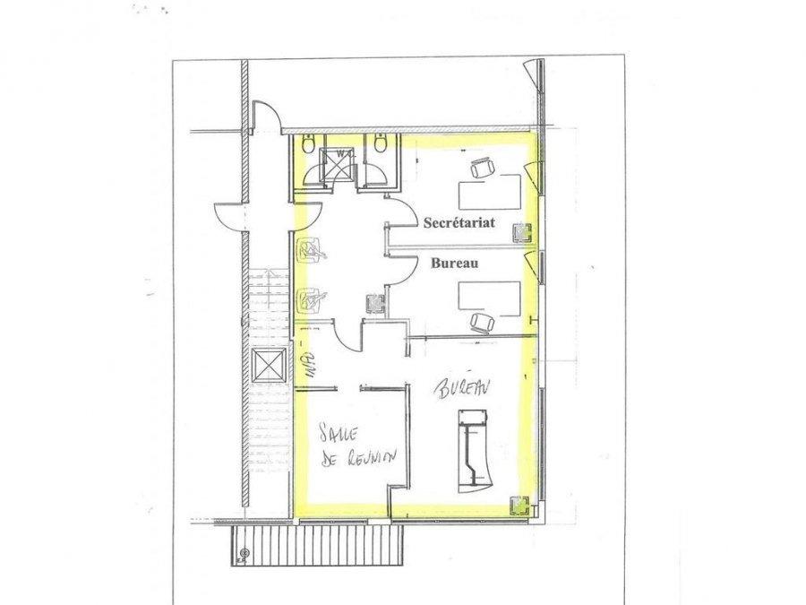 louer bureau 0 chambre 81.53 m² bascharage photo 7