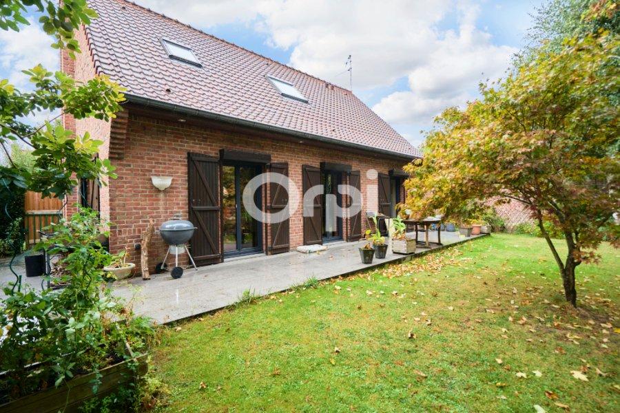acheter maison 6 pièces 145 m² marcq-en-baroeul photo 1