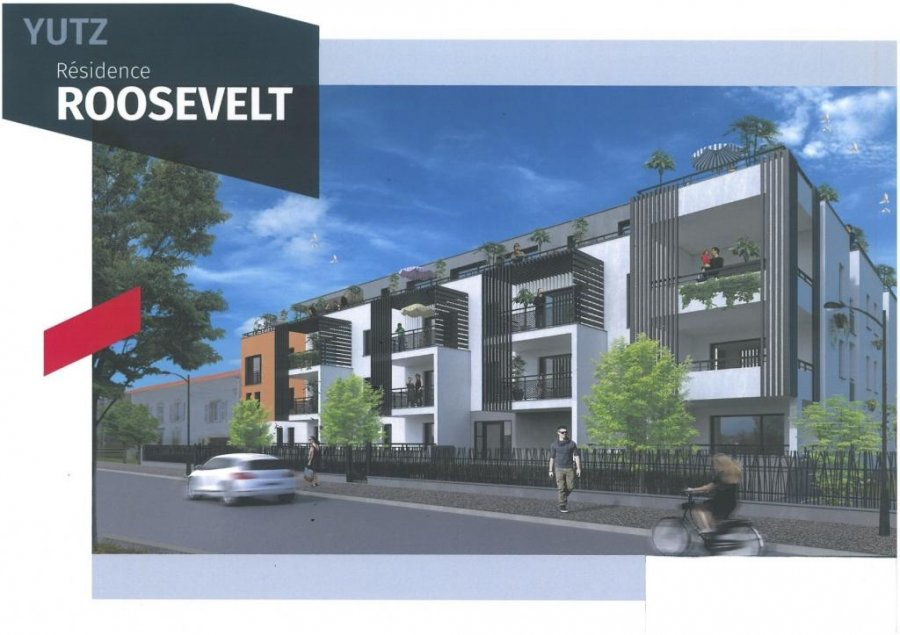 acheter appartement 3 pièces 75.84 m² yutz photo 1