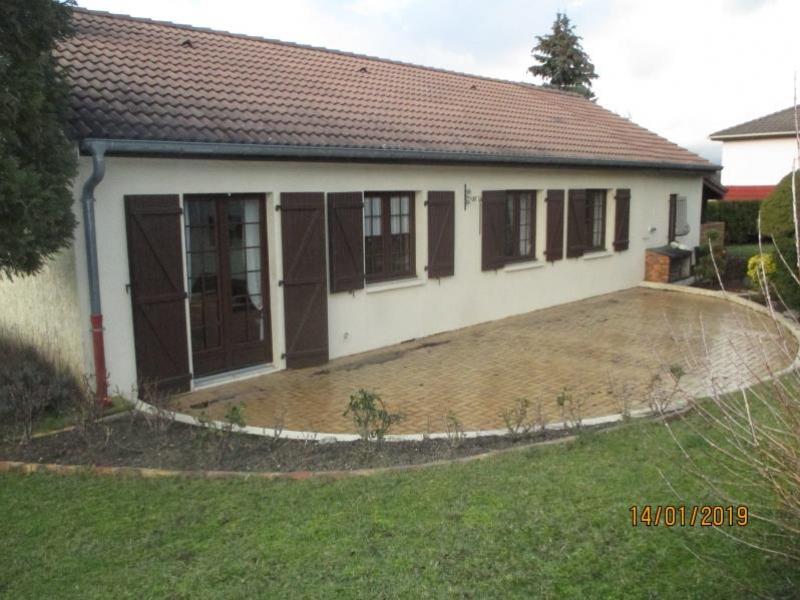 acheter maison 5 pièces 85 m² courcelles-chaussy photo 3