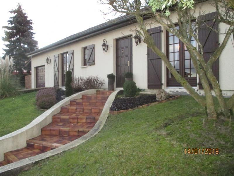 acheter maison 5 pièces 85 m² courcelles-chaussy photo 1