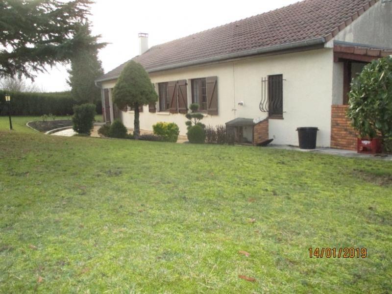 acheter maison 5 pièces 85 m² courcelles-chaussy photo 2