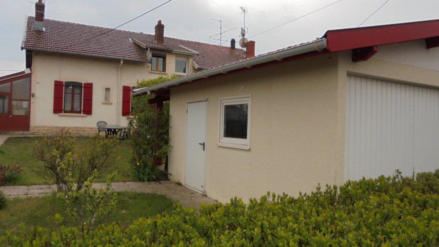 Maison mitoyenne à vendre F4 à Giraumont