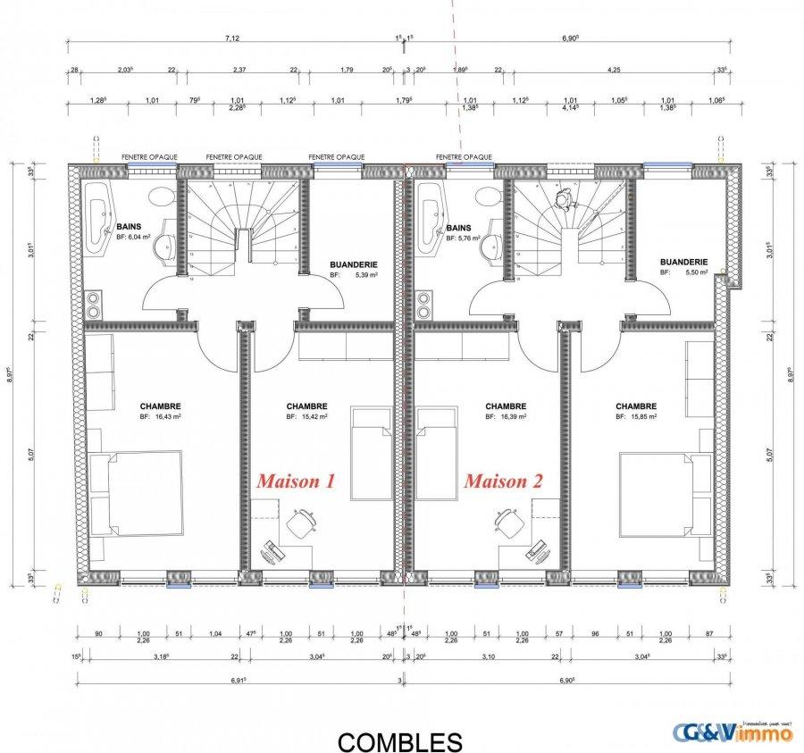 acheter maison 3 chambres 140 m² echternach photo 5