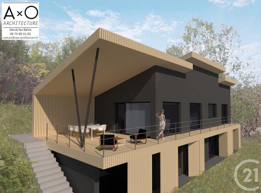 Terrain constructible à vendre à Berg sur moselle