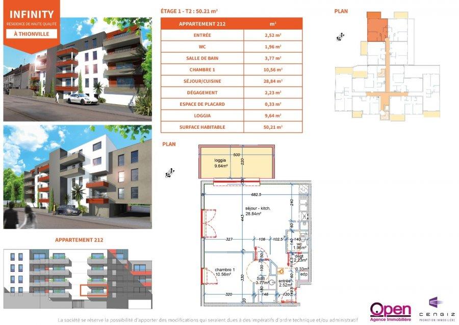 acheter appartement 0 pièce 0 m² thionville photo 3