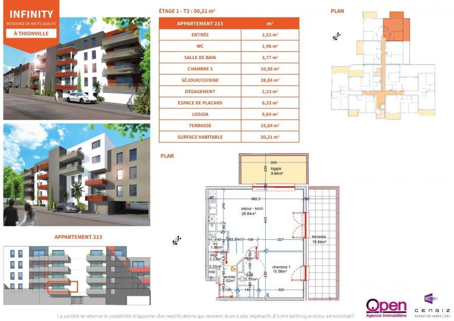 acheter appartement 0 pièce 0 m² thionville photo 7