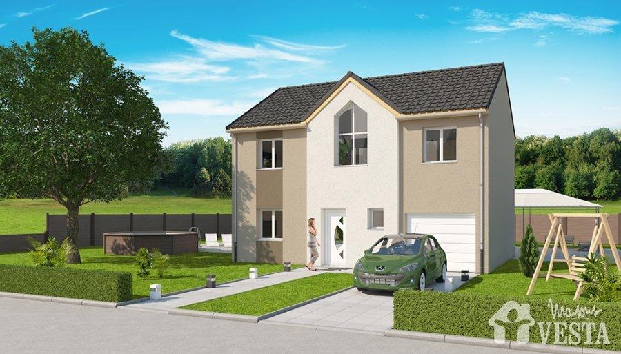 Maison individuelle en vente belleville 111 m 218 for Acheter une maison en lotissement